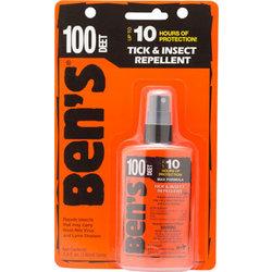 Adventure Medical Kits Adventure Medical Kits Ben's 100 MAX Insect Repellent: 3.4oz Pump