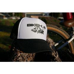 The Bike Hub Trucker Snapback Hat