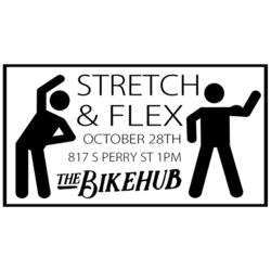 The Bike Hub Stretch & Flex