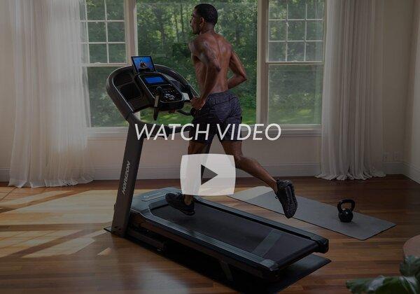Horizon Fitness 7.4AT TREADMILL