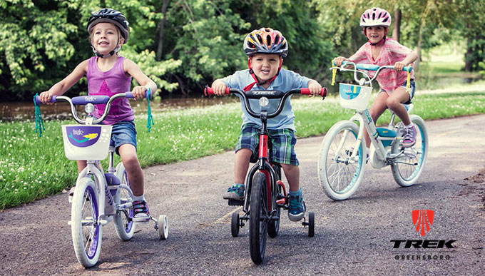 Kids Bike Trade up program