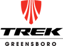 Trek Bicycle Store Greensboro Family Owned and Operated Logo