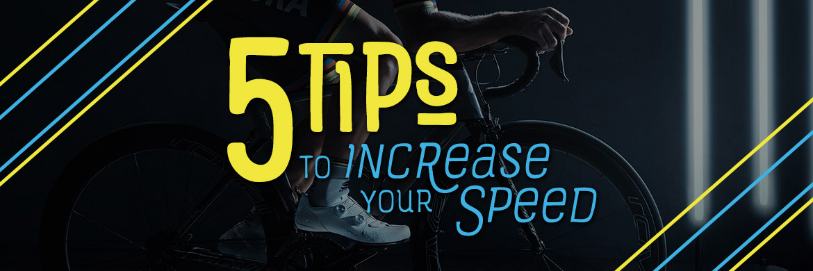 How to increase your cycling speed