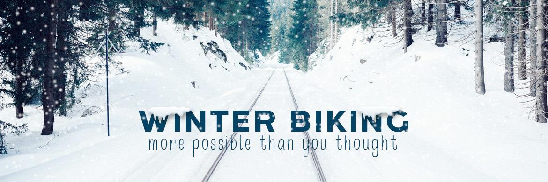 Winter Biking Advice