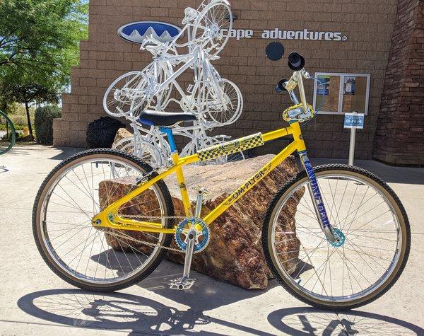 """SE Bikes Collector OM Flyer 26"""""""
