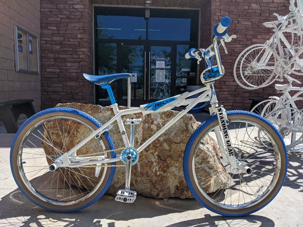 """SE Bikes Collector Quadangle Freestyle 24"""""""