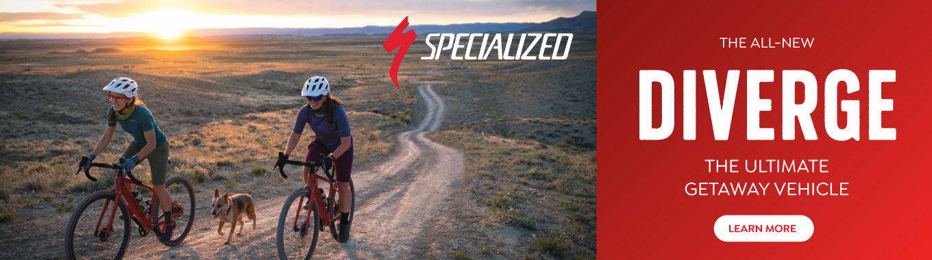 The New Specialized Diverge