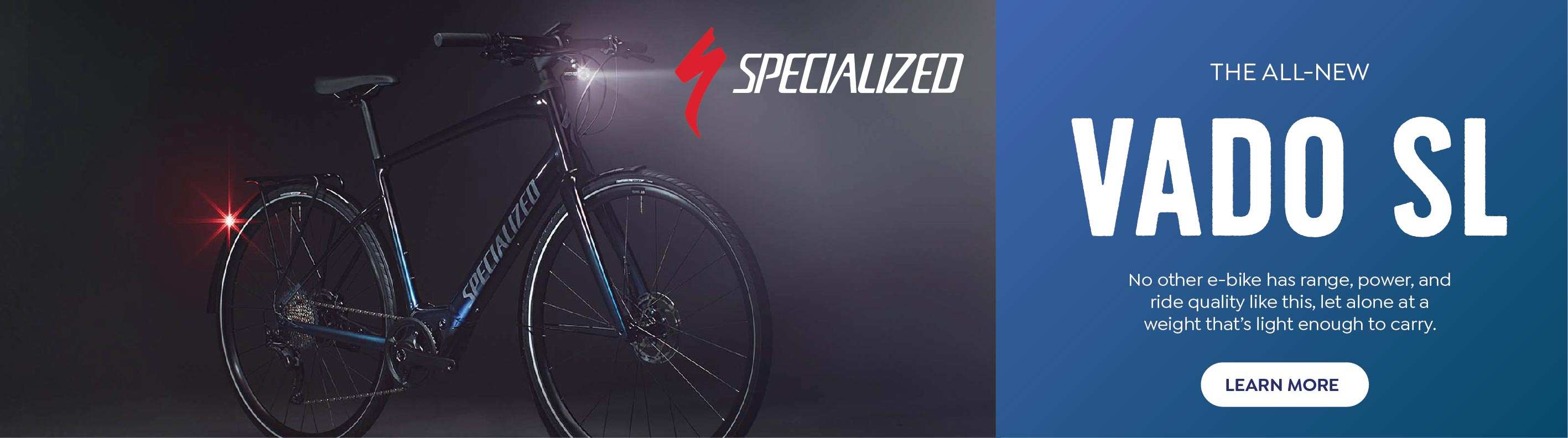 Specialized Vado SL E bike