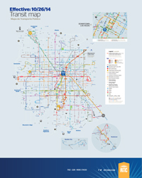 Las Vegas City Bike Map & Trail Map - Las Vegas Cyclery, Las ...
