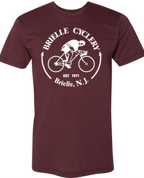 Brielle Cyclery T-Shirt