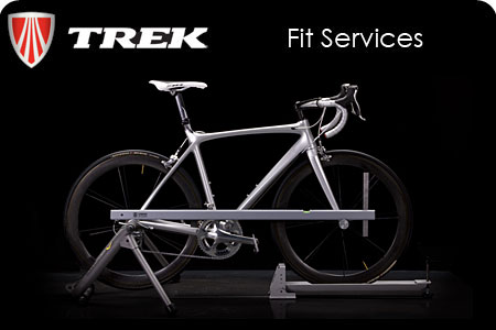 trek bicycle fitting service