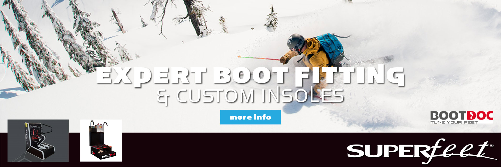 World Cup Ski and Cycle Boot Fitting - Custom Boot Insoles