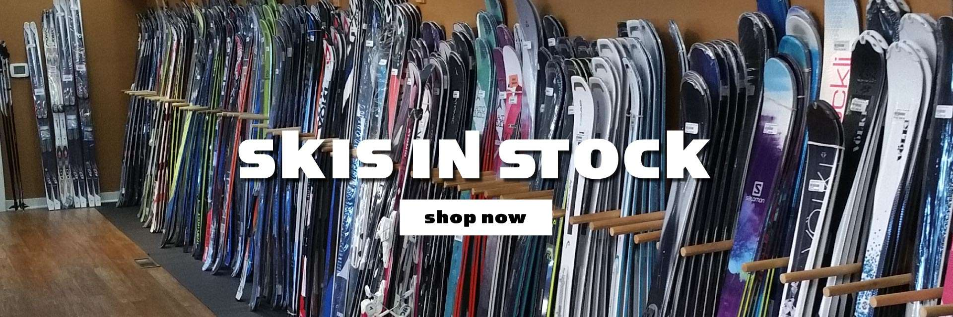 Atomic Skis, Fisher Skis and more at World Cup Ski - Shop Winter Sports now