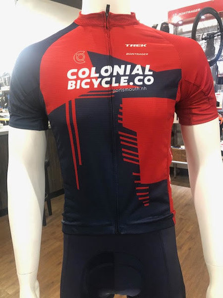 Colonial Bicycle Company Colonial Geo Jersey Mens