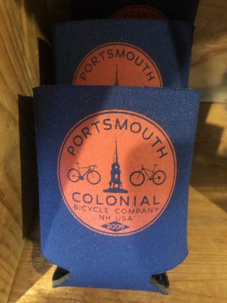 Colonial Bicycle Company Colonial Koozie