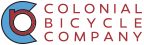 Colonial Bicycle Company Logo