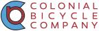 Colonial Bicycle Company Logo