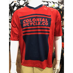 Colonial Bicycle Company Colonial Cali Tech Tee
