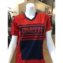 Colonial Bicycle Company Colonial Cali Tech Tee Womens