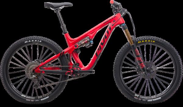 Pivot Cycles MACH 5.5C RACE XO1