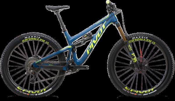 Pivot Cycles FIREBIRD 29 RACE XO1