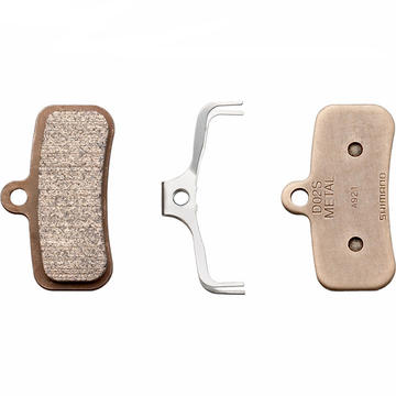 Shimano D02S Metal Disc Brake Pad & Spring
