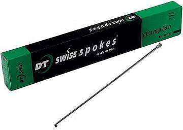 DT Swiss Champion 2.0 spokes, Black (each)