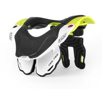 Leatt DBX 5.5 Junior Neck Brace Green/White