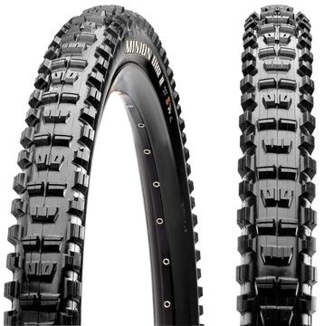 Maxxis Minion DHR II 26 x 2.3 EXO Tubeless Ready Tire