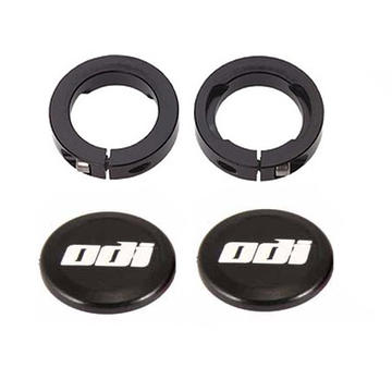 ODI Lock Jaw Clamps with Snap Caps