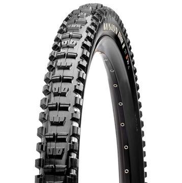 Maxxis Minion DHR II Tire 26x2.4 Wire, Single Compound