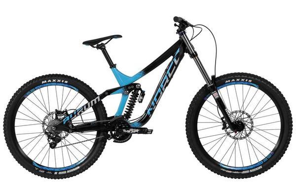 Norco Aurum A7.2 Black/Blue