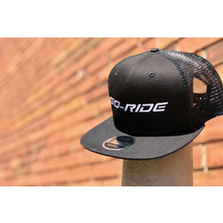 Go-Ride Logo Enduro Snap Back Hats