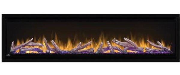 "Napoleon Alluravision 60"" Electric Fireplace"
