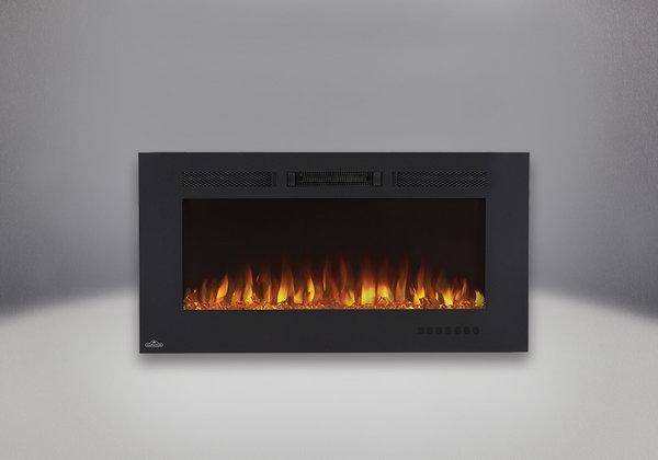 "Napoleon Phantom Series 42"" Allure Electric Fireplace"
