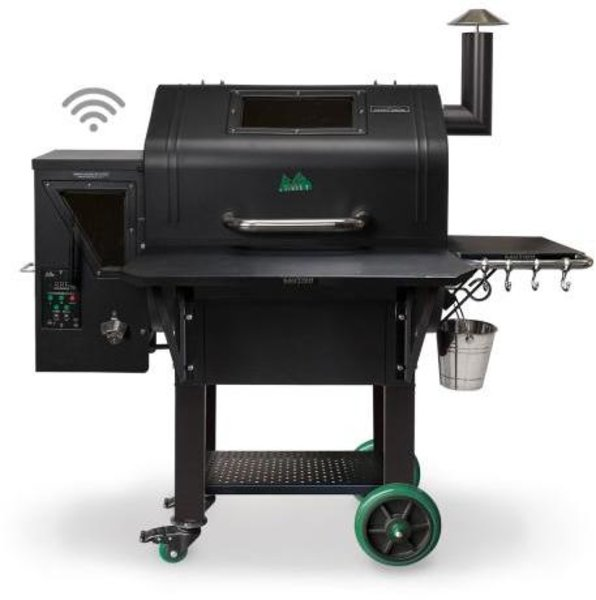 GMG Green Mountain Grills Daniel Boone Prime Wifi with Glass Window