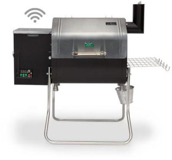 GMG Green Mountain Grills Davy Crocket Wifi enabled