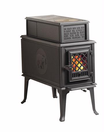Jotul F 118 Black Bear