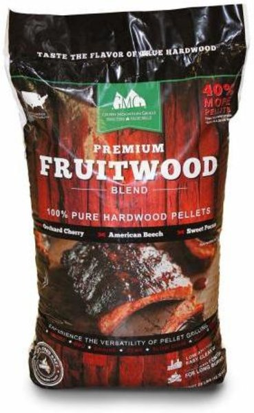 GMG Green Mountain Grills Green Mountain Grill Pellets