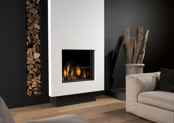 Bell Fires Derby Large 3 Fireplace