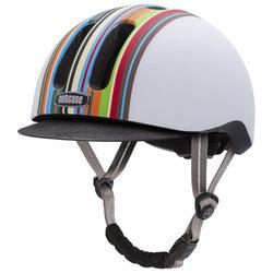 Nutcase Nutcase Technicolour Matte Metroride Bike Helmet