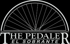 The Pedaler Bike Shop Logo