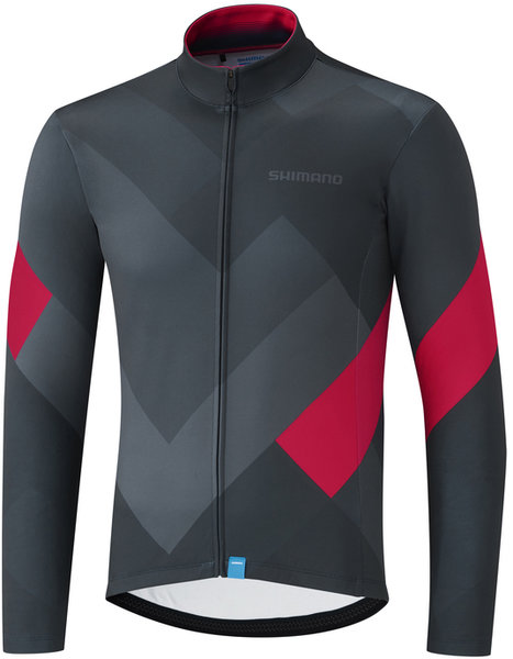Shimano Shimano Team Long Sleeve Jersey
