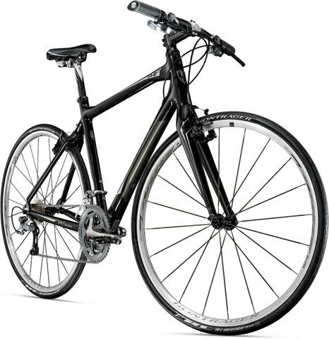 Trek 7.9 FX carbon rigid hybrid