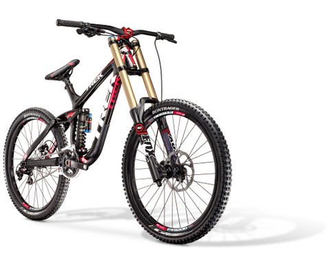 Trek Session 9.9 Full-suspension with Fox front and rear suspension