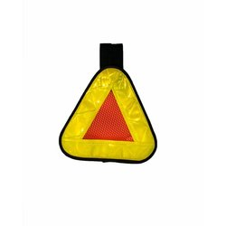 Aardvark Reflective Triangle Yield Symbol