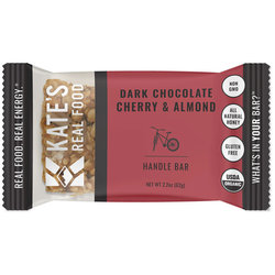 Kate's Real Food Handle Bar - Dark Chocolate Cherry & Almond