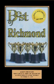 Best Of Richmond Award