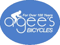 Agee's Bicycle Co. Logo