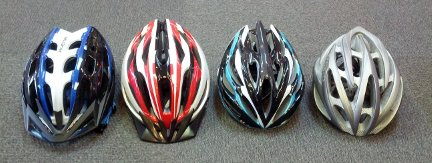 Agee's carries helmets from $19.99 to over $200